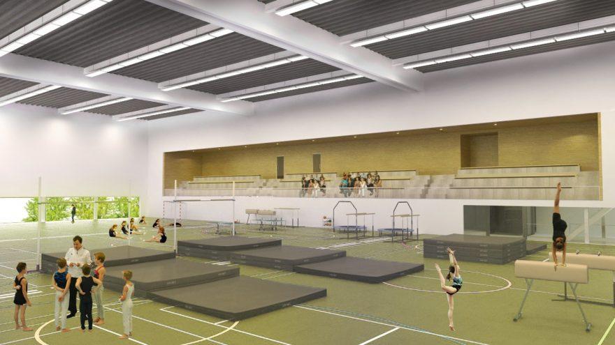 Sportcomplex Hogekwartier sporthal