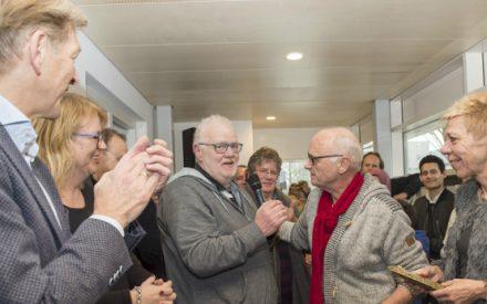 Opening huiskamer De Horsten 20 december 2017 - Amersfoort Vernieuwt