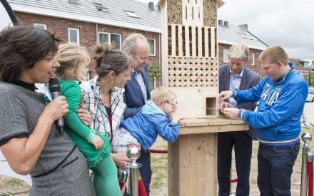 Start nieuwe buurt Ganskuijl juni 2018 - Amersfoort Vernieuwt