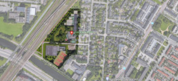 Locatie nieuwbouw (voorheen zwembad Liendert) - Amersfoort Vernieuwt