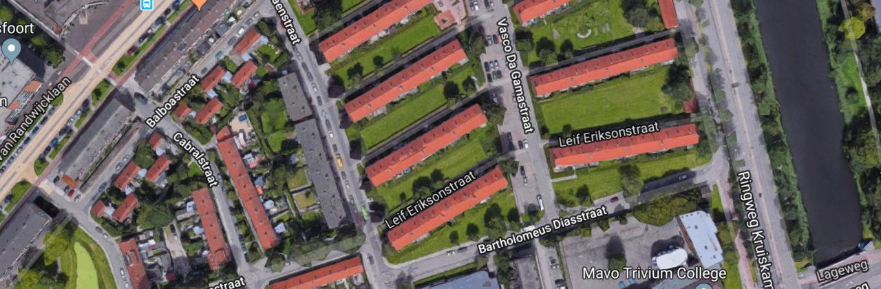 Gebied Parkweelde 3 (Kruiskamp) - Amersfoort Vernieuwt