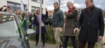 Start deelmobiliteit Hogekwartier - Amersfoort Vernieuwt